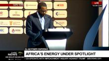 Oil and Power Conference | Africa's energy under spotlight