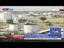 CS Charles Keter talks of reviving the defunct Kenya Petroleum Refinery in Mombasa