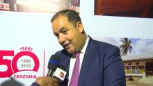 50th Anniversary of Total in Tanzania: Total Tanzania Chairman and MD, Tarik Moufaddal Speaks.